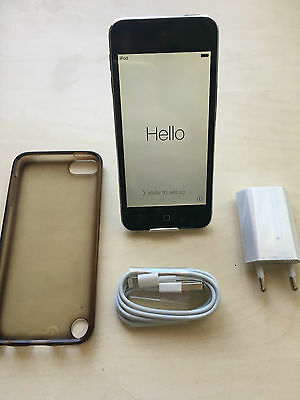 Apple iPod touch 5. Generation Grau 16GB **Sehr gute Zustand**