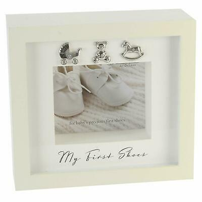 """Twins Baby Unisex 3 Icon Photo Frame 4 x 6"""" New Born,Baby Shower Gift By Bambino"""