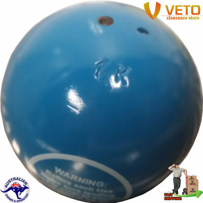 Veto 1Kg Shot Put 76mm Cast Iron Super Turned Throwing Equipment School Athletic
