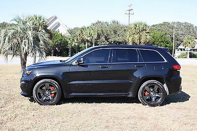 2015 Jeep Grand Cherokee SRT 8 $3000 in PERFORMANCE UPGRADES