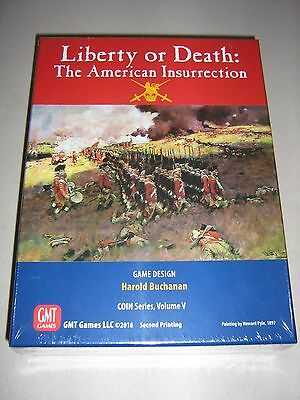 Liberty or Death: The American Insurrection [2nd Printing] (New)