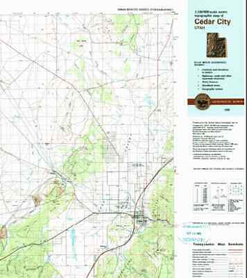 USGS Topographic Maps COMPLETE COLLECTION of all Western States!  DIGITAL MAPS