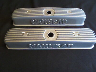 Buick Nailhead Valve covers, hot rod,gasser,cal custom,eelco,moon,401,425