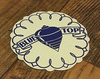 Blue Top Brewery Coaster