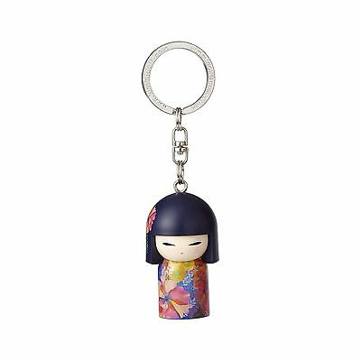 Enesco EN7 Kimmidoll Collectible Kyoka Happiness Doll Figurine Keychain 4059050
