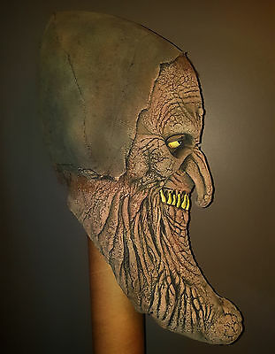 Don Post Studios Illusive Concepts Rare Vintage 1995 Latex Witch Halloween Mask
