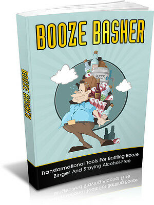 BoozeBasher Free Shipping ebook Full Resell Right PDF