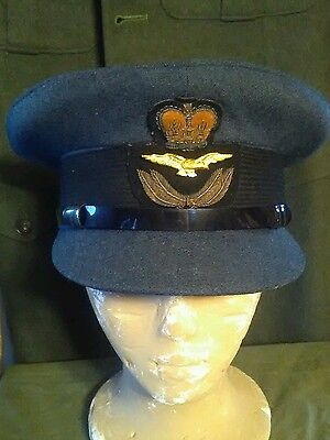 WWII RAF Officers Hat Cap RARE!!