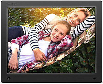 Nixplay Original 15 inch WiFi Cloud Digital Photo Frame. iPhone & Android App, E