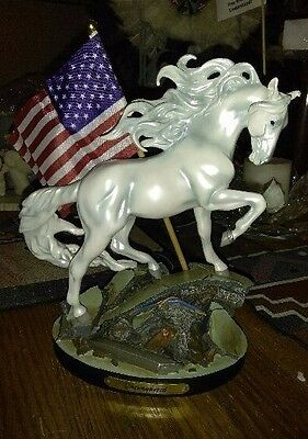 TRAIL PAINTED PONIES Unconquered ~Strength in Adversity~American Spirit~