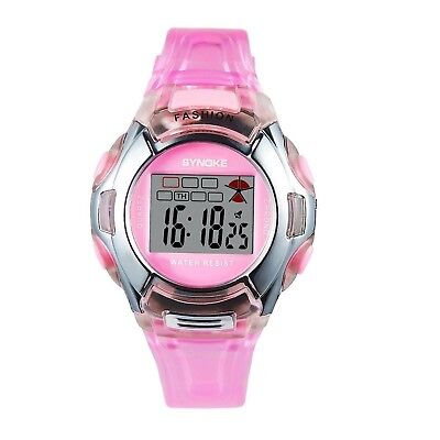 Multifunction Kids Sports Watches 3ATM - Water Resistance Backlight Digital New