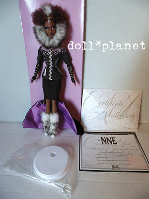 NNE BARBIE Byron Lars Collection - Treasures of Africa - AA 2004 - New on Liner