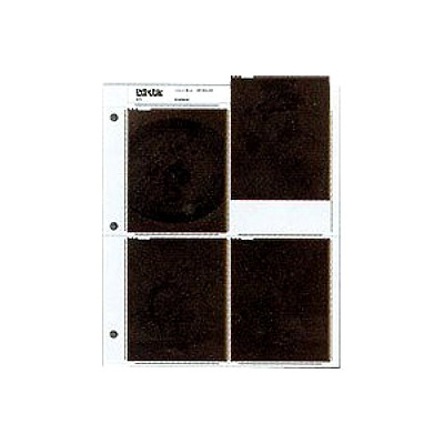 Archival Negative Pages Holds Four 4 x 5 Inches Negatives or Transparencies, Pac