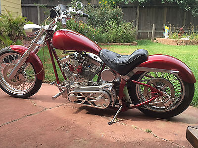 2004 Custom Built Motorcycles Other  2004 custom softail motorcycle