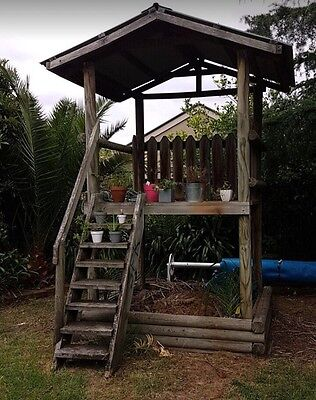 Dismantled Cubby/Fort - Going To Tip If Not Sold By Sunday 25.2.17