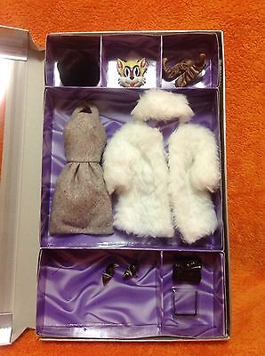 Audrey Hepburn THE CAT MUSK OUTFIT Breakfast Fashion for Barbie Doll