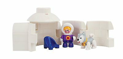 Tolo Toys First Friends Igloo Set for Children BNIB