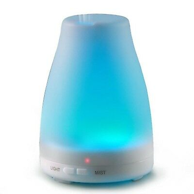 VicTsing 100ml Aromatherapy Essential Oil Diffuser Portable Ultrasonic Cool M...