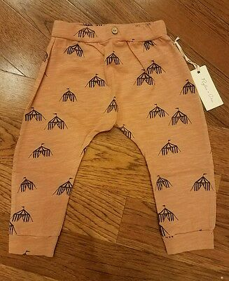 NWT Rylee & Cru Tent Pants Size 12-18 Months
