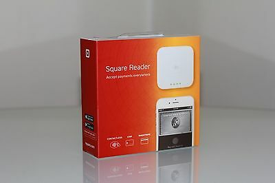Square Contactless and Chip Reader A-SKU-0113 New