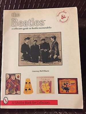 "LIBRO ""THE BEATLES A COLLECTOR'S GUIDE TO BEATLES MEMORABILIA"" - C. McWilliams"