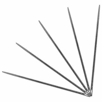 SEIWA Hand Sewing Needle size S Short 5pcs Leather Craft Tool New From Japan
