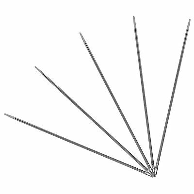 SEIWA Hand Sewing Needle size L Long 5pcs Leather Craft Tool New From Japan