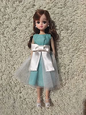 licca chan doll couture