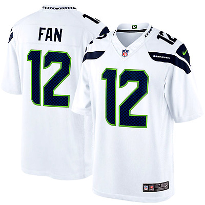 New AUTHENTIC NFL SEATTLE Seahawks 12 FAN Nike Elite Stitched Jersey Men  free shipping