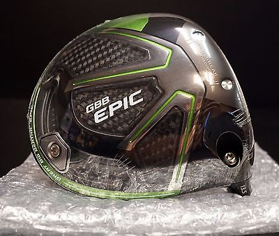 2017 Callaway Golf Epic 13.5* Driver Head Only Fits Bertha Fusion XR Shafts NEW