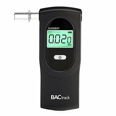 NEW BACtrack Element Professional Breathalyzer Portable Breath Alcohol Tester