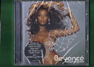 Beyonce - Dangerously In Love Cd Nuovo Sigillato