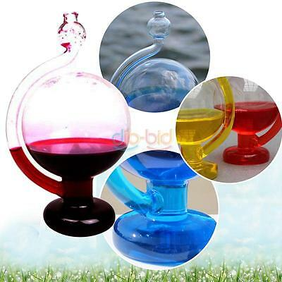 Magic Glass Weather Forecast Predictor Bottle Barometer Home Crafts Reliable CZ6