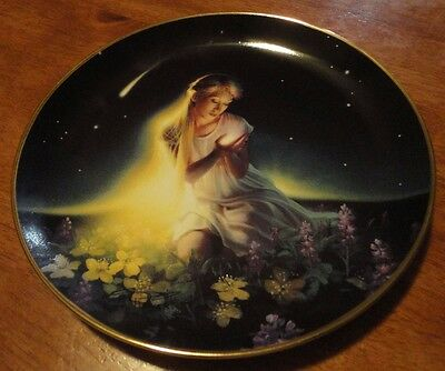 Crystal Maiden Presented by Jeane Dixon for the Franklin Mint