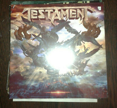 Testament - The Formation Of Damnation pdk sealed