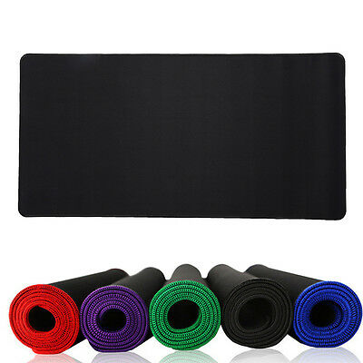 70 * 30cm Large Gaming Mouse Pad Locking Edge Mat Speed Control Version Mousepad