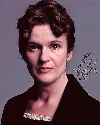 Siobhan Finneran - Sarah O'Brien - Downton Abbey - Signed Autograph REPRINT