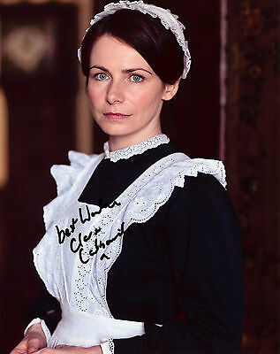 Clare Calbraith - Jane Moorsum - Downton Abbey - Signed Autograph REPRINT