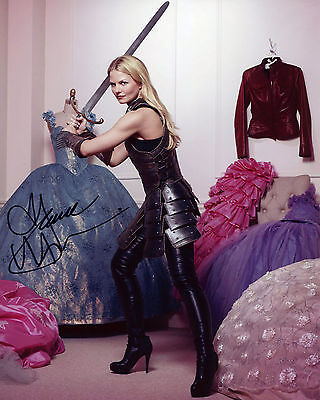Jennifer Morrison - Emma Swan - Once Upon a Time - Signed Autograph REPRINT