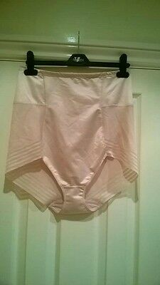 New Marks & Spencer High Waisted Tummy Firm Control Briefs Size 18