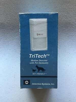 TriTech Motion Detector With pet Immunity