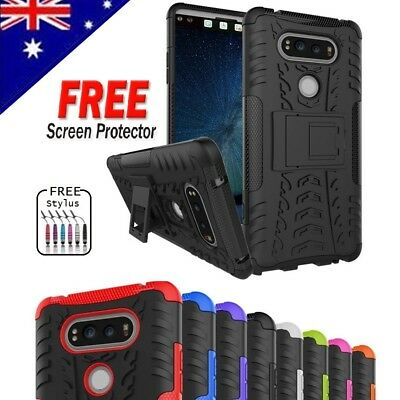 For LG V20 Shockproof Heavy Duty Tough Armor Strong Case Cover