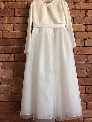 First Holy Communion dress 9 Years