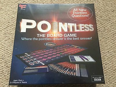 Pointless board game - BRAND NEW!