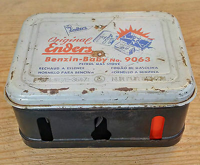 Enders Baby 9063 stove