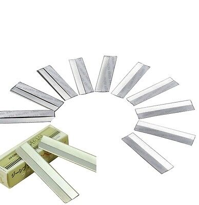 Hair Shaper Blades Razors Comb Salon Hairdressing Styling Blades New
