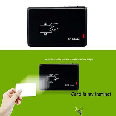 125K USB Contactless Proximity Smart Card ID Reader RFID EM4100 Windows 7 /XP FT