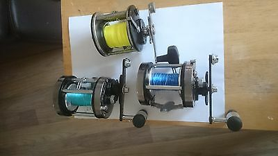 shakespeare ugly boat reels