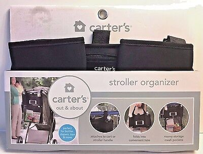 Carter's Out & About - Stroller Organizer - New!