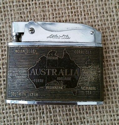 Vintage 1950s ~ Atlas Lite ~ AUSTRALIA ~ Lighter ~ Excellent Condition